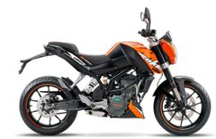 Мотоцикл KTM DUKE 200 NO ABS в Днепре